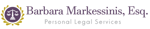 Barbara Markessinis, Professional Law Services - Home